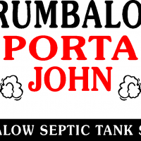 Brumbalow and the Porta-John Logo