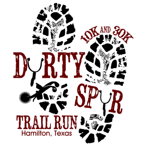 DurtySpurTrailRun.com website