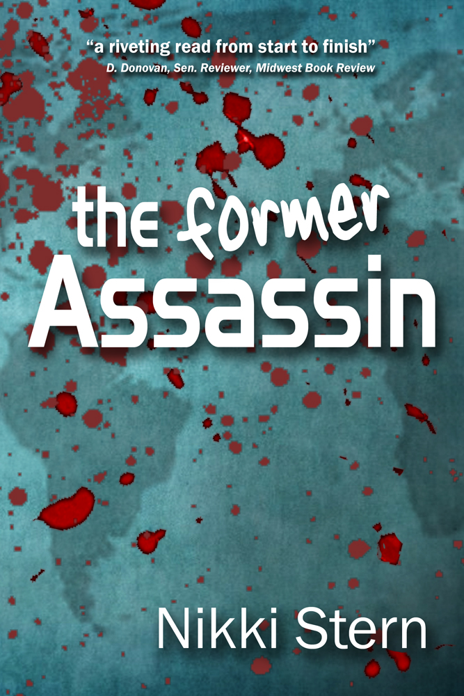 The Former Assassin - Book Cover