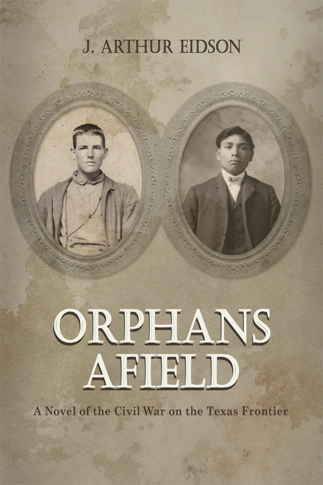 Orphans Afield - Book Cover