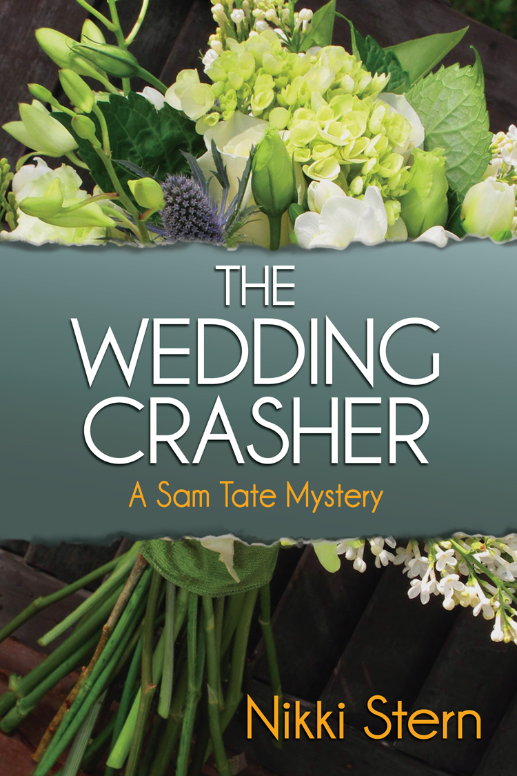 The Wedding Crasher - book cover