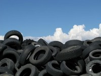 Mountain of Tires