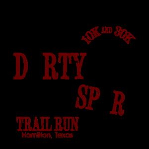 DurtySpurTrailRun.com website