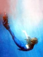 Mermaid - photo art