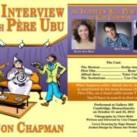 Père Ubu - DVD cover
